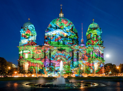 Berlin's Festival Of Lights Sparks Ebullient Illumination | Urban Engagement and Creativity | Scoop.it