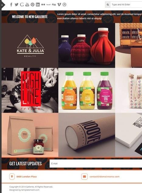 TM Gallerite - Draggable Image Boxes Grid Gallery Joomla Template | Free & Premium Joomla Templates and WordPress Themes | Scoop.it