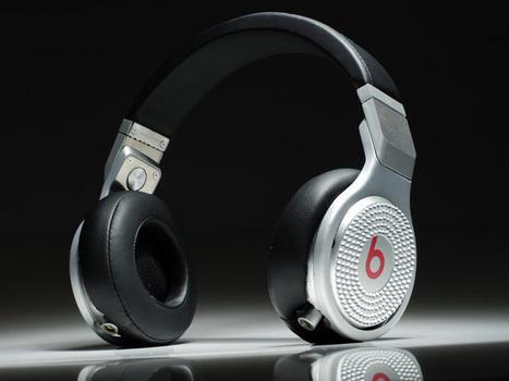 Eye-catching Monster Beats By Dr Dre Pro Headphones Grey Black Diamond_hellobeatsdreseller.com | Beats V-Moda headphones | Scoop.it