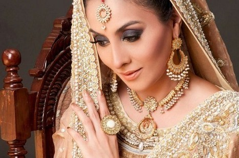 Bridal Jewellery Sets For Pakistani Brides | Girls Fashion | Scoop.it