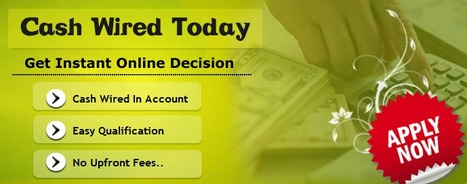Payday Loans Bad Credit- Affordable Deal For Salaried People In Need | Payday Loans Edmonton Canada | Scoop.it