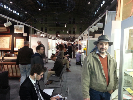 One Weekend, Two Antiquarian Book Fairs in New York City | New York Antiquarian Book Fair 2013 | Scoop.it
