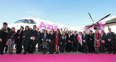 La Ville Rose livre un avion rose pour la journée de la Femme | Toulouse La Ville Rose | Scoop.it