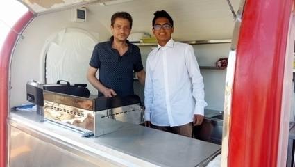 Le patron de «Chez Lucien» installe un food-truck à la zone de la Glèbe | L'info tourisme en Aveyron | Scoop.it