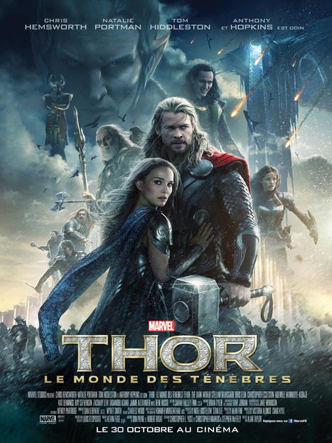 Thor : une suite aussi décevante que son ainé   Cinema   Scoop.it