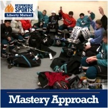 Responsible Coaches Take Mastery Approach - USA Hockey   Sports Life Fun Activity & Stuff   Scoop.it