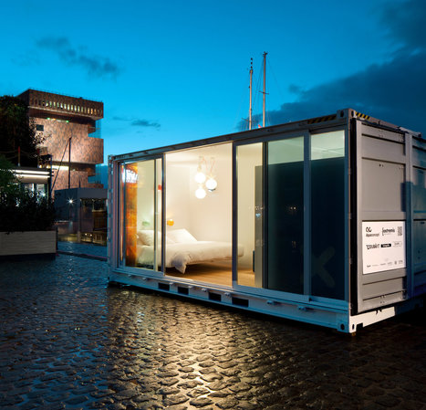 Pop-Up Hotels: Rooms With a Fleeting View | Random Travel Destinations | Scoop.it