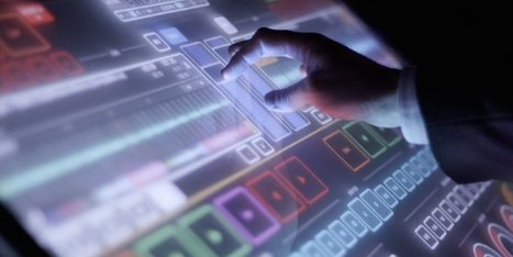 WATCH: Think You Know Touchscreens? Think Again. | The internet of Everything | Scoop.it
