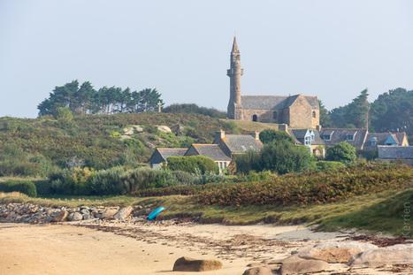 photo en Finistère, Bretagne et...: balade sur l'ïle Callot à Carantec (6 photos dont 3 panoramas) | photo en Bretagne - Finistère | Scoop.it