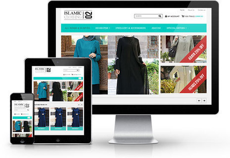 Ecommerce Websites & Online Shops For Dubai / Sharjah | Websites - ecommerce | Scoop.it