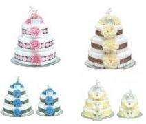 The HerBabyShower.com How to Make a Diaper Cake Blog Post Gets Rave ... - Newswire (press release) | Cake Designs | Scoop.it