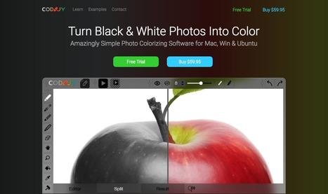 Once aplicaciones y media para colorear tus fotografías en blanco y negro fácilmente | Recull diari | Scoop.it