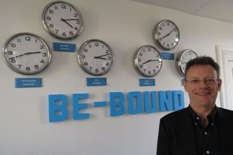 Versailles : Be-Bound, sacrée start-up de l'année | Pulseo - Centre d'innovation technologique du Grand Dax | Scoop.it