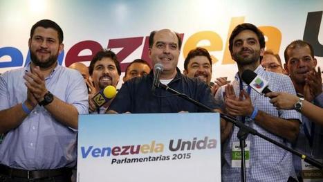 Venezuela : l'opposition remporte les législatives, Maduro admet sa défaite | Venezuela | Scoop.it