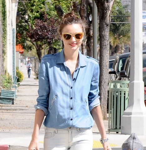Miranda Kerr's Split From Victoria's Secret: The Tabloids Are Getting It Wrong, And How! - Sexy Balla   News Daily About Sexy Balla   Scoop.it