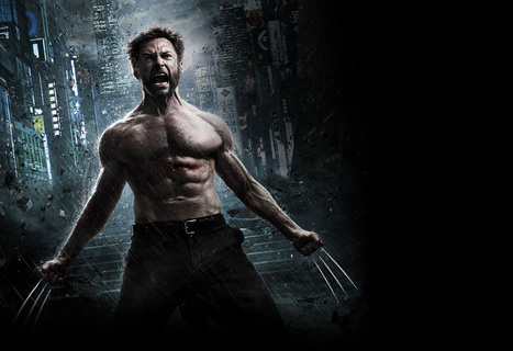 The Wolverine Workout   Movie Workouts   Scoop.it