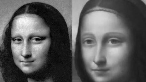 Une femme cachée sous La Joconde de Léonard de Vinci ? | Clic France | Scoop.it