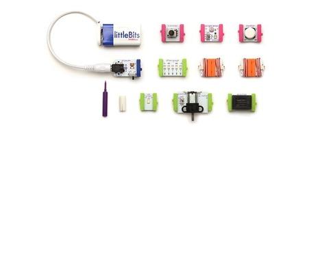 littleBits | CodeKinderen | Scoop.it