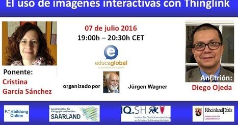 Globinarios: El uso de imágenes interactivas con Thinglink | Las TIC en el aula de ELE | Scoop.it