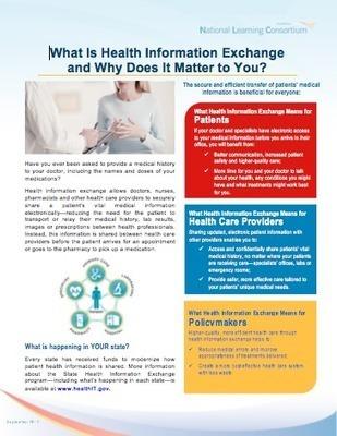 What is HIE (Health Information Exchange)? | Providers & Professionals | HealthIT.gov | Sharing Patient information | Scoop.it