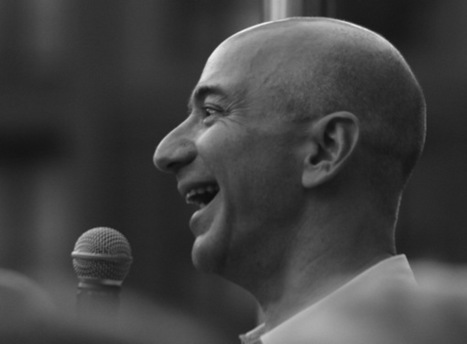 Citizen Bezos: Amazon's founder is looking for a legacy - Nieman Journalism Lab at Harvard   Digital Media as a radical tool   Scoop.it
