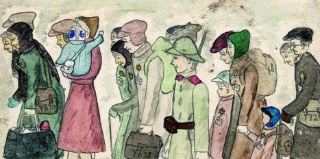 1941 : La Shoah dessinée par une enfant | Nos Racines | Scoop.it