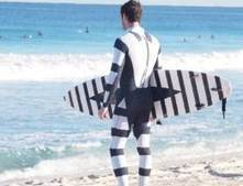 Shark deterrent WA wetsuits a world first   Great White Sharks   Scoop.it