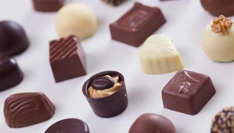 L'odeur du chocolat, outil marketing des libraires | L'actualité en Europe | Scoop.it