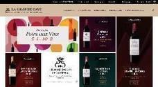 Ouverture de la Grande Cave, site spécialisé dans tous les vins de bordeaux. | Vin 2.0 | Scoop.it