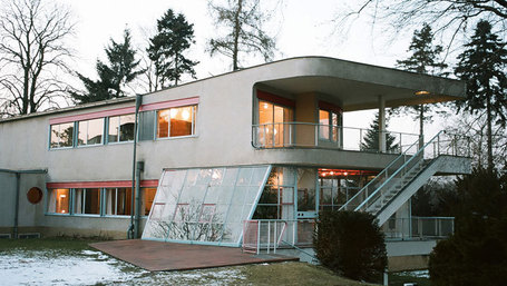 La maison lumière de Hans Scharoun - videos.arte.tv | The Architecture of the City | Scoop.it