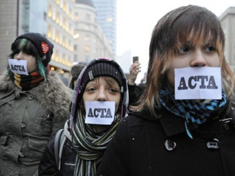 ACTA: prosecution for communication? — RT | The Next Edge | Scoop.it