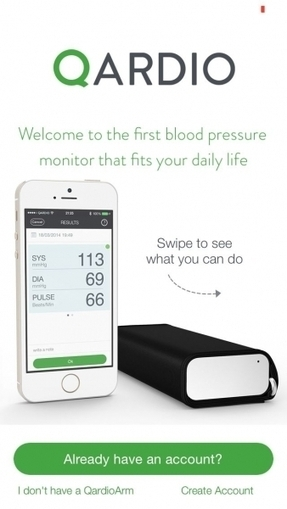 Should you recommend the latest bluetooth blood pressure cuff: our full review of QardioArm   Digitized Health   Scoop.it
