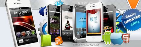 Our Mobile Apps Are Easily Updated - AppNRG | Custom Mobile Apps | Scoop.it