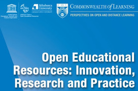 Free book on Open Educational Resources #OER | MissingLinks | Scoop.it