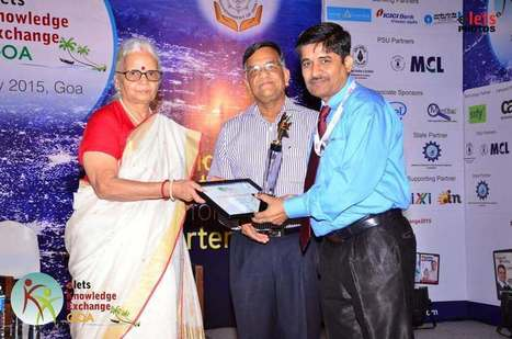 IDBI Bank Receives Elets Knowledge Exchange Award 2015 for its Financial Inclusion Initiatives Under PSU Category | IDBI Bank | Scoop.it