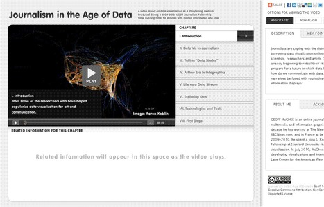 Journalism in the Age of Data: A Video Report on Data Visualization by Geoff McGhee | All about Data visualization | Scoop.it