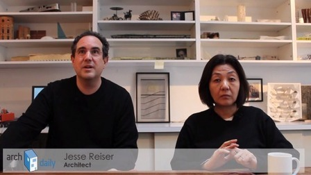 AD Interviews: Reiser + Umemoto | The Architecture of the City | Scoop.it