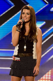 X Factor 2012: Carolynne Poole doesn't want to work with Louis ...   Ibiza Rome   Scoop.it