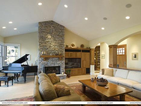 Interior Exterior Plan | A piano living room | Interior Decorating Inspiration | Scoop.it
