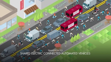 7 ingenious ideas for the future of urban transportation | Planning, Budgeting & Forecasting | Scoop.it