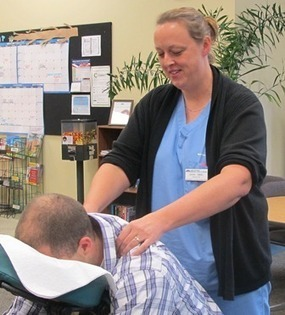 Instructor Takes Crash Landing into Massage Therapy | Minnesota ... | Massage Therapy | Scoop.it