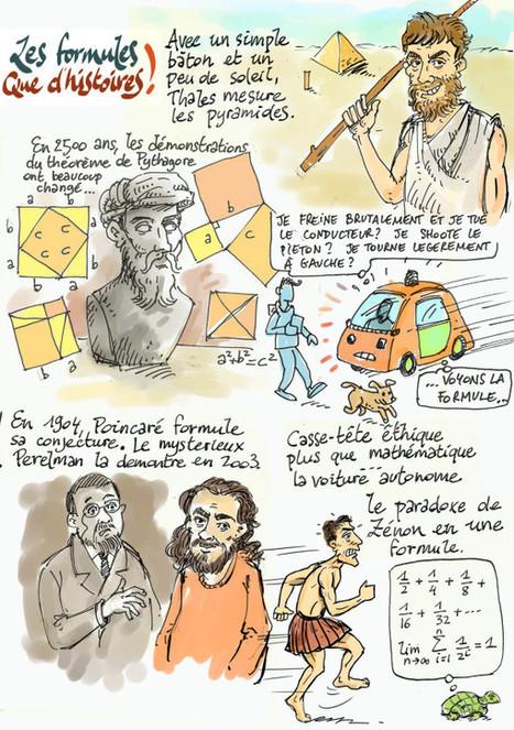 Les formules mathématiques : que d'histoires ! | Veille générale et Pédagogique | Scoop.it