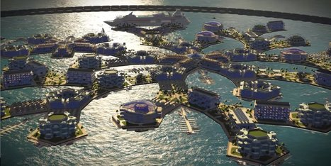 Artisanapolis, la ville flottante et modulable du futur | La Ville , demain ? | Scoop.it