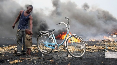 La basura tecnológica inunda África | tquark | Scoop.it