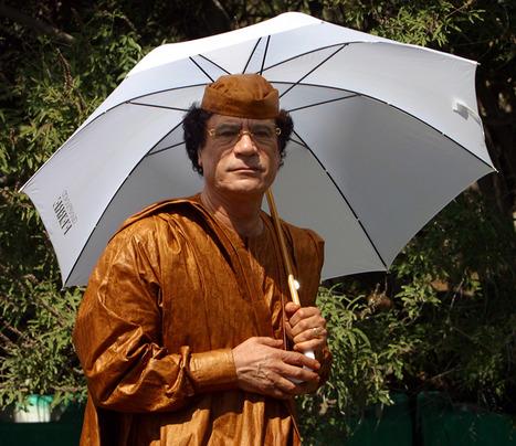 Kadhafi et ses couvre-chefs | Epic pics | Scoop.it