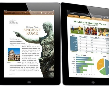 Tablet and E-book reader Ownership Nearly Double Over the Holiday Gift-Giving Period | Pew Research Center's Internet & American Life Project | mlearn | Scoop.it