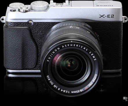 Fujifilm X-E2 First Impressions Review |  Digital Photography Review | Fuji X System | Scoop.it