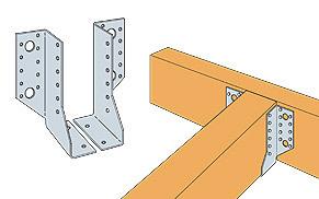 Simpson Strong-Tie - Herrajes para uniones en estructuras de madera | tic | Scoop.it