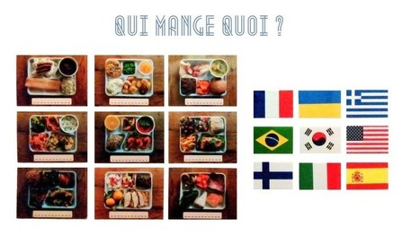 Production orale : parler des habitudes alimentaires | Frenchbook : PE-PO | Scoop.it