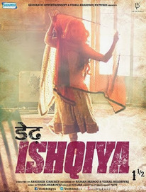 Dedh Ishqiya Movie Official Poster First Look HD (2013)   bollywoodfunia.com   Scoop.it